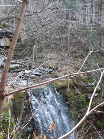 Winter Clove Inn: Winterclove Falls
