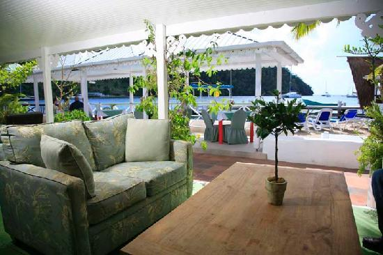 DOOlittle's restaurant + bar : Relaxing Atmosphere