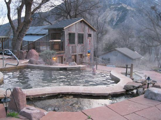 Avalanche Ranch: Hot Springs