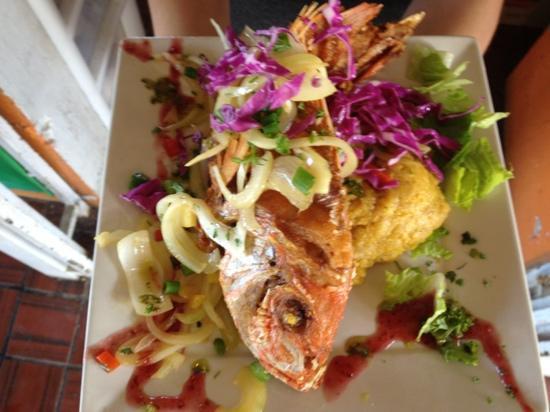 La Ola Restaurant: rrrrrico!!!!