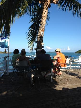 La Ola Restaurant: best View in Fajardo