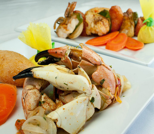 Blue Lagoon Seafood Restaurant: Mouthwatering
