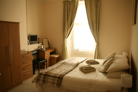 McCraes's B&B: Double room