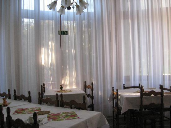Instituto Suore Di Sant' Elizabetta: The dining room