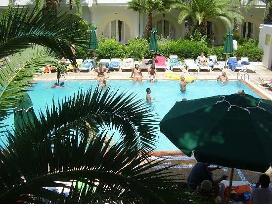 Hotel Emira : gayet güzel