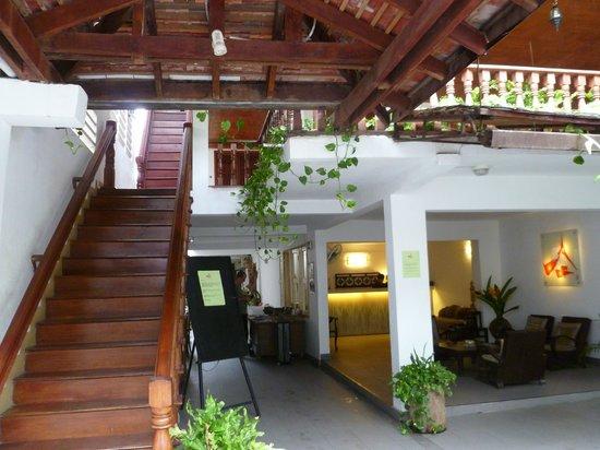 Villa Langka: lobby