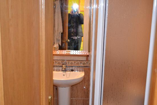 Atrium: Bathroom