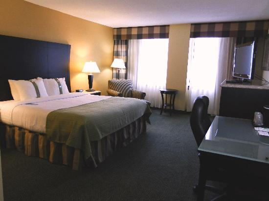 Holiday Inn Rochester Downtown: King Bed Room 2