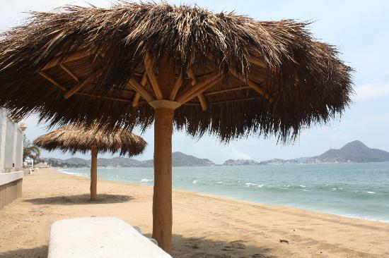 Hotel Star: playa