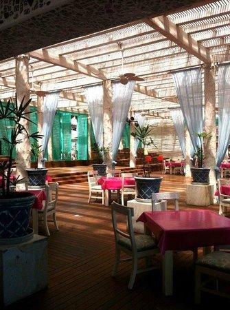 Mayan Palace Riviera Maya: Havana Moon Restaurant