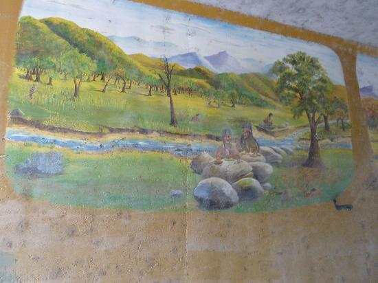 Placerita Canyon Nature Center: A Panel of the Placerita Mural