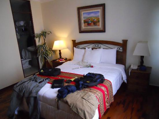 Casa Bella Miraflores: Room at hotel front side