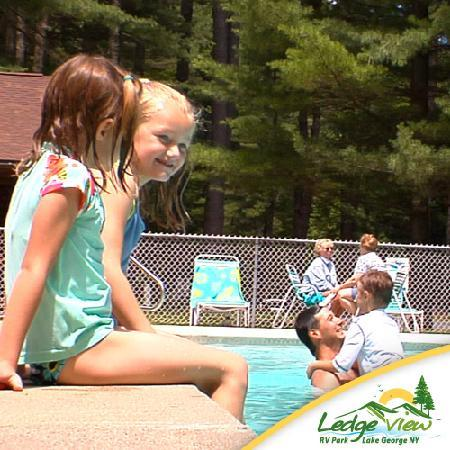 Ledgeview Village RV Park: Refreshing