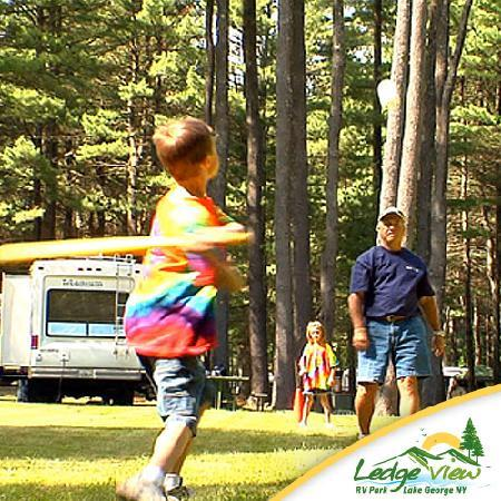 Ledgeview Village RV Park: Family fun