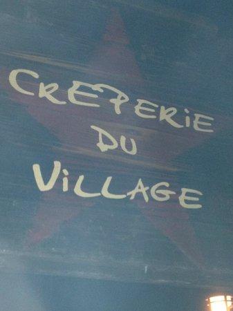 Creperie Du Village  Aspen, CO.