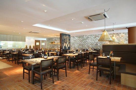 Verdegreen Hotel: Citron Restaurant.