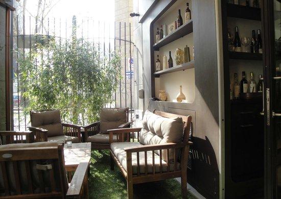 Capodivento : Comfortable seating