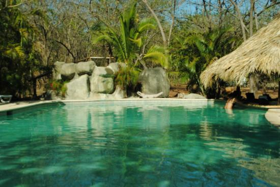Sol y Luna Lodge: Pool