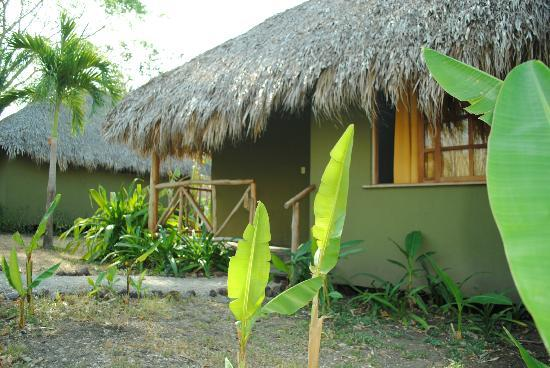 Sol y Luna Lodge: Front of cabana