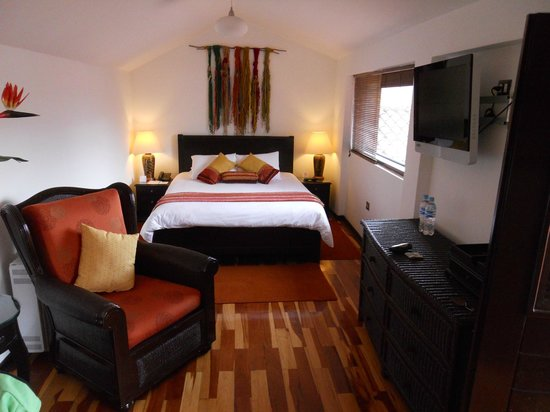 Tierra Viva Cusco Plaza: The suite