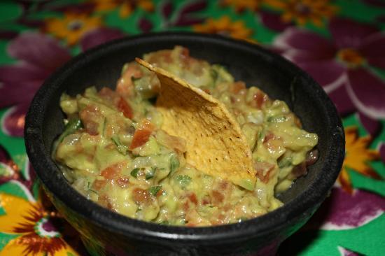 Miguel's Baja Grill: Guacamole