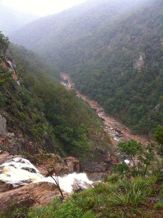 Tenterfield, Australia: Boonoo Boonoo Falls