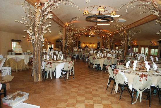 Union Hill Inn: Wedding Reception