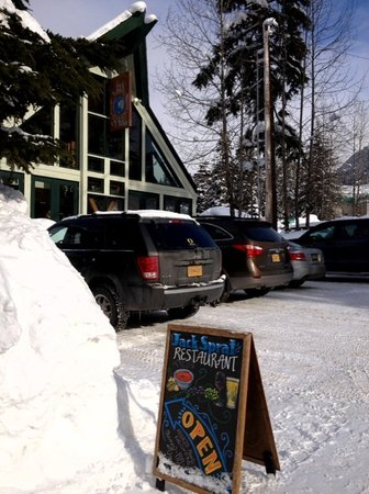 Jack Sprat Restaurant: Join Us in Girdwood