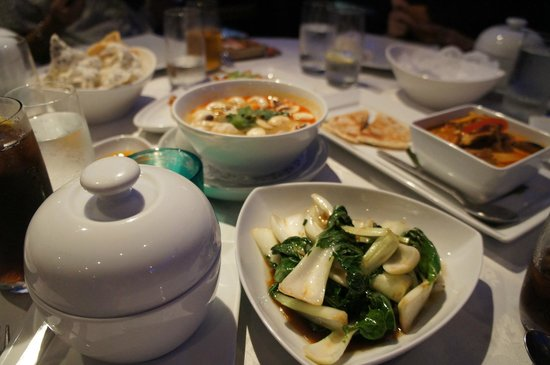 Thai Terrace : our food