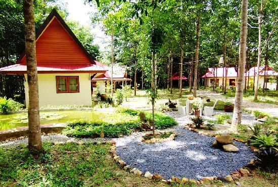 Manora Garden: quiet place