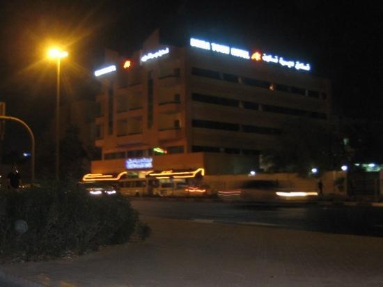 Fortune Hotel Deira: the main hotel