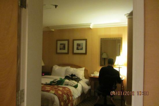 溫哥華市區戴斯酒店照片