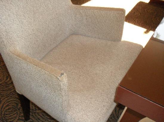 Exe Hotel Cataratas: sillon de hall de entrada