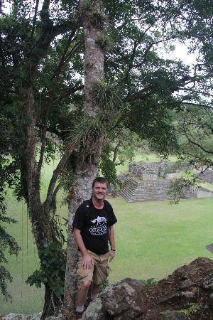 Terramaya: at the ruins