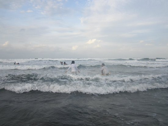 Daet, Filippinerna: Bagasbas Beach :)