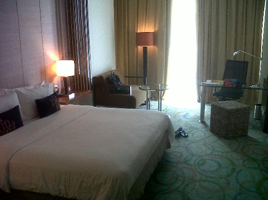 Grand Swiss-Belhotel Medan: Room on the 6th floor