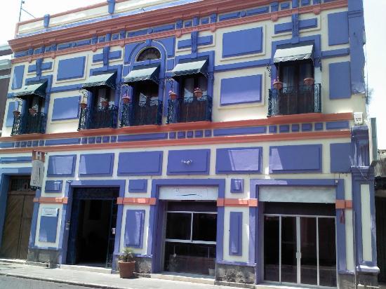 El Hotelito : fachada
