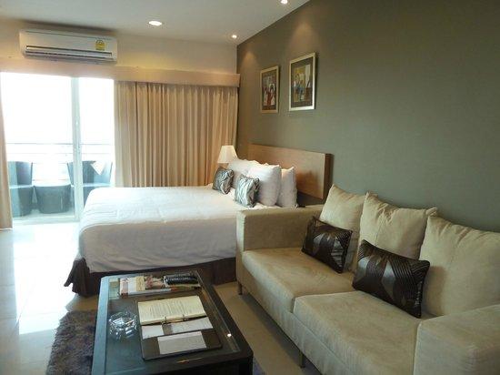 Viva Garden Serviced Residence : room