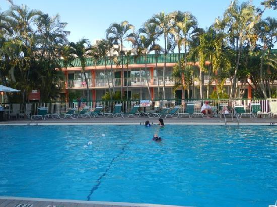 Wyndham Garden Formerly Holiday Inn Fort Myers Beach Florida