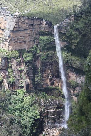 Govetts Leap: Bridal Veil Falls