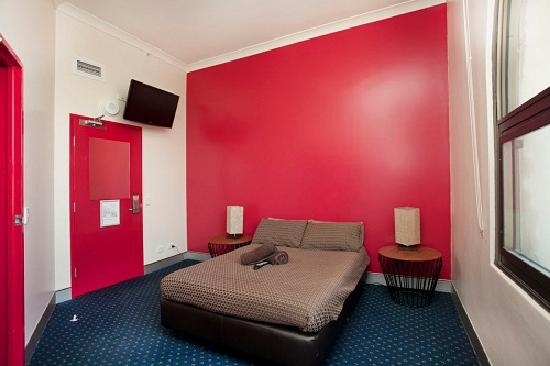 Wake Up! Sydney: Double room