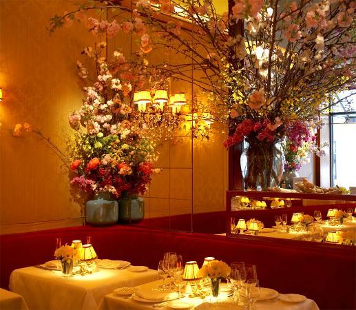 La Grenouille French Restaurant New York