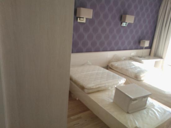 Tervis spa hotel: nyrenoverat rum
