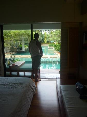 Banthai Beach Resort & Spa : View from room