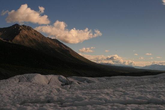 Kennicott, AK: The Root Glacier