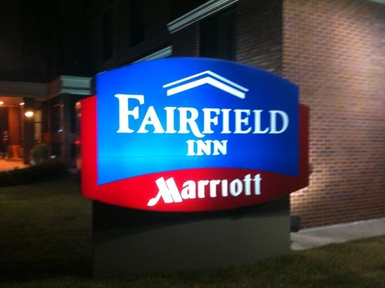 Fairfield Inn New York LaGuardia Airport/Astoria : taken last week