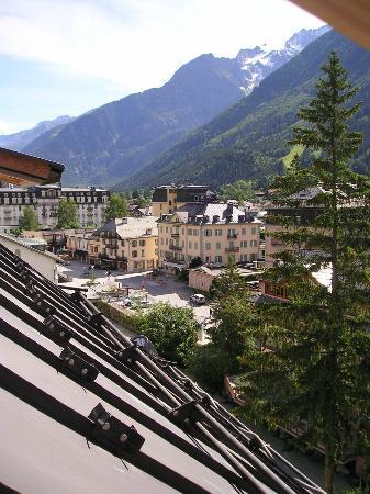 Grand Hotel des Alpes: Vista dalla Suite Ancienne Tour