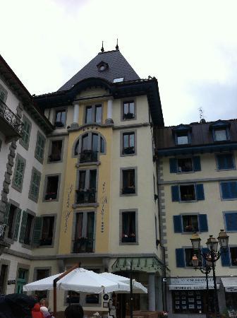 Grand Hôtel des Alpes: L'Hotel