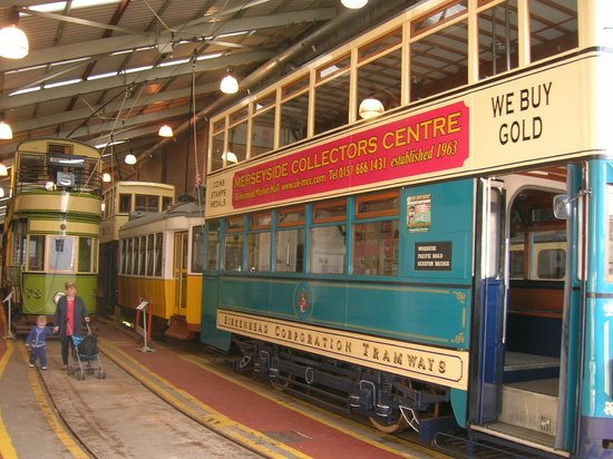Foto de Wirral Transport Museum