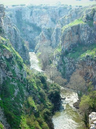 Serres, กรีซ: The Canyon of Aggitis River